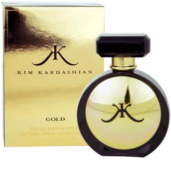 Kim Kardashian Gold Eau de Parfum Damen 100 ml