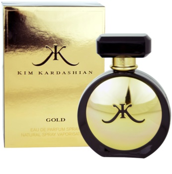 Kim Kardashian Gold eau de parfum per donna 100 ml