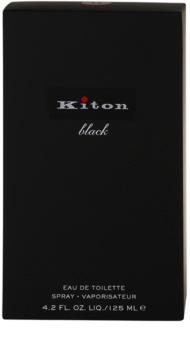Kiton Kiton Black toaletná voda pre mužov 125 ml