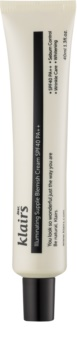 Klairs Illuminating Supple crema BB hidratante correctora de imperfecciones SPF 40