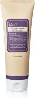 Klairs Supple Preparation latte corpo di idratazione profonda per pelli secche