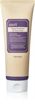 Klairs Supple Preparation зволожуюче молочко для тіла для сухої шкіри