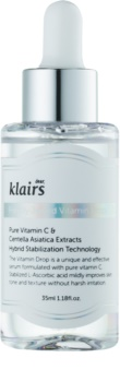 Klairs Freshly Juiced hydratační pleťové sérum s vitaminem C