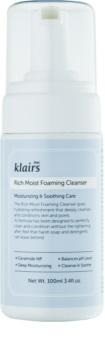 Klairs Rich Moist čisticí pěna s hydratačním účinkem