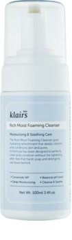 Klairs Rich Moist Cleansing Foam with Moisturizing Effect