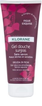 Klorane Fík sprchový gel s vyživujícím účinkem