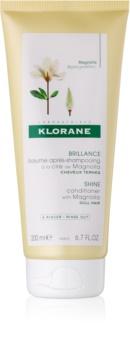 Klorane Magnolia condicionador para dar brilho