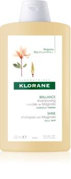 Klorane Magnolia szampon do nabłyszczenia