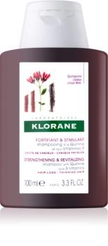 Klorane Quinine šampon za okrepitev las za šibke lase