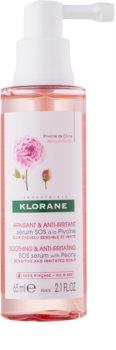 Klorane Peony Beruhigendes Serum für empfindliche und gereizte Kopfhaut