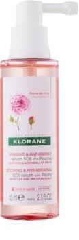 Klorane Peony успокояващ серум за чувствителен и раздразнен скалп