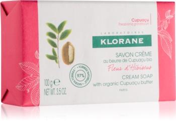 Klorane Cupuaçu Fleur d'Hibiscus Soap