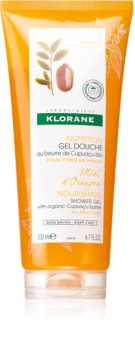 Klorane Orange Blossom Honey Nourishing Shower Gel
