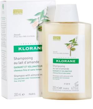 Klorane Almond champô para dar volume