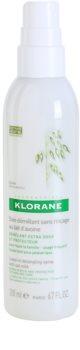 Klorane Oat Milk bezoplachový sprej pro snadné rozčesání vlasů