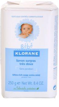 Klorane Bébé Bar Soap For Kids