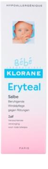 Klorane Bébé Erytéal pomada protectora para el culito del bebé