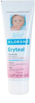 Klorane Bébé Erytéal ochranná masť na detský zadoček