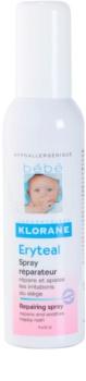 Klorane Bébé Erytéal спрей   від попрілостей