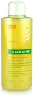 Klorane Chamomile догляд для освітленого волосся