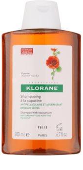 Klorane Nasturtium champú contra la caspa seca