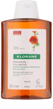 Klorane Nasturtium šampon proti suhemu prhljaju