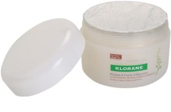 Klorane Crambe d'Abyssinie mascarilla fortalecedora para cabello ondulado