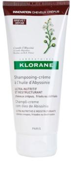 Klorane Crambe d'Abyssinie obnovujúci šampón pre vlnité vlasy