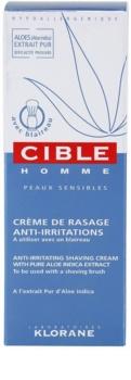 Klorane Men crema para el afeitado clásico