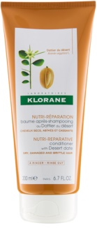 Klorane Desert Date Conditioner For Brittle And Stressed Hair