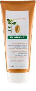 Klorane Desert Date kondicionér pre lámavé a namáhané vlasy
