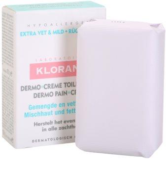 Klorane Dermo Pain Creme jabón para pieles mixtas y grasas