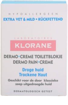 Klorane Dermo Pain Creme мило для сухої шкіри