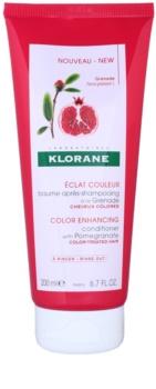 Klorane Pomegranate condicionador para revitalizar cor