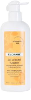 Klorane Hygiene et Soins du Corps leite corporal hidratante