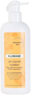 Klorane Hygiene et Soins du Corps lotiune de corp hidratanta