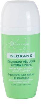 Klorane Hygiene et Soins du Corps desodorante roll-on