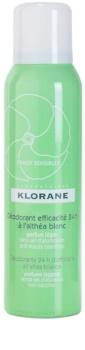 Klorane Hygiene et Soins du Corps антиперспірант-спрей