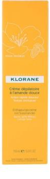Klorane Hygiene et Soins du Corps Hair Removal Cream