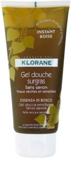 Klorane Hygiene et Soins du Corps Instant Boise gel de ducha