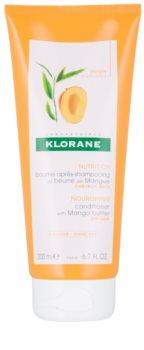 Klorane Mango balsamo nutriente per capelli secchi