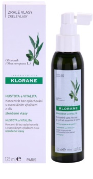 Klorane Olive Extract spray leave-in pentru par slabit