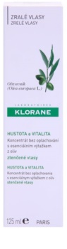 Klorane Olive Extract spülfreies Konzentrat im Spray für geschwächtes Haar
