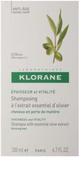 Klorane Oliva šampon s esenciálním výtažkem z oliv