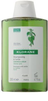 Klorane Nettle Shampoo für fettiges Haar