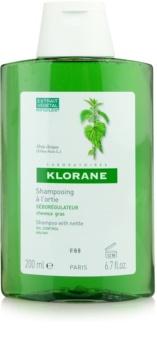 Klorane Nettle champú para cabello graso