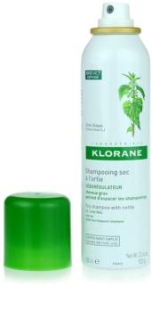 Klorane Nettle Droog Shampoo  voor Vet Haar