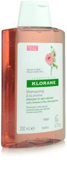 Klorane Peony Shampoo Soothing Sensitive Scalp