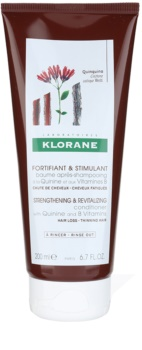 Klorane Quinine balsam revitalizant impotriva caderii parului