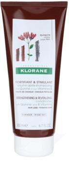 Klorane Quinine balsamo rivitalizzante anti-caduta dei capelli